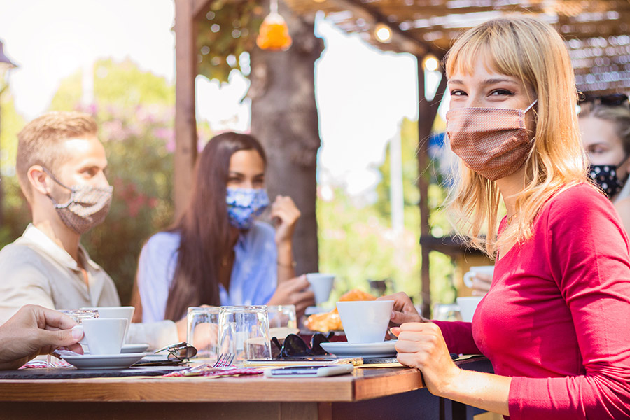 Transparent Face Masks and More Tips for Easier Conversation